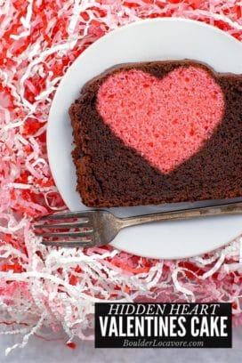 Valentines Cake title image