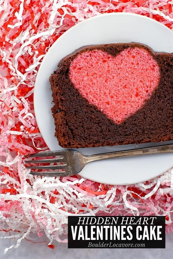 Valentines Cake title image
