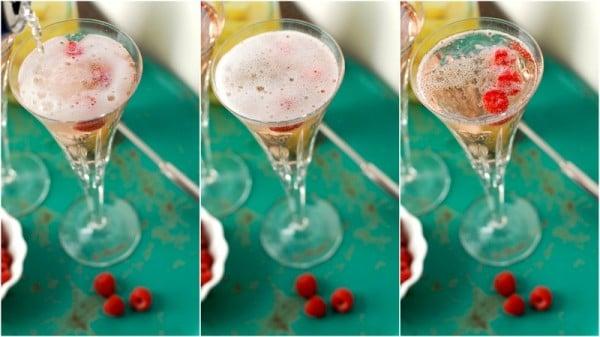 Tangelo-Cardamom Vodka cocktail