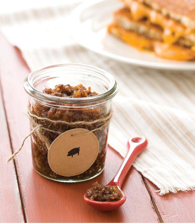 Bacon Jam {recipe} & 'Breakfast for Dinner' cookbook
