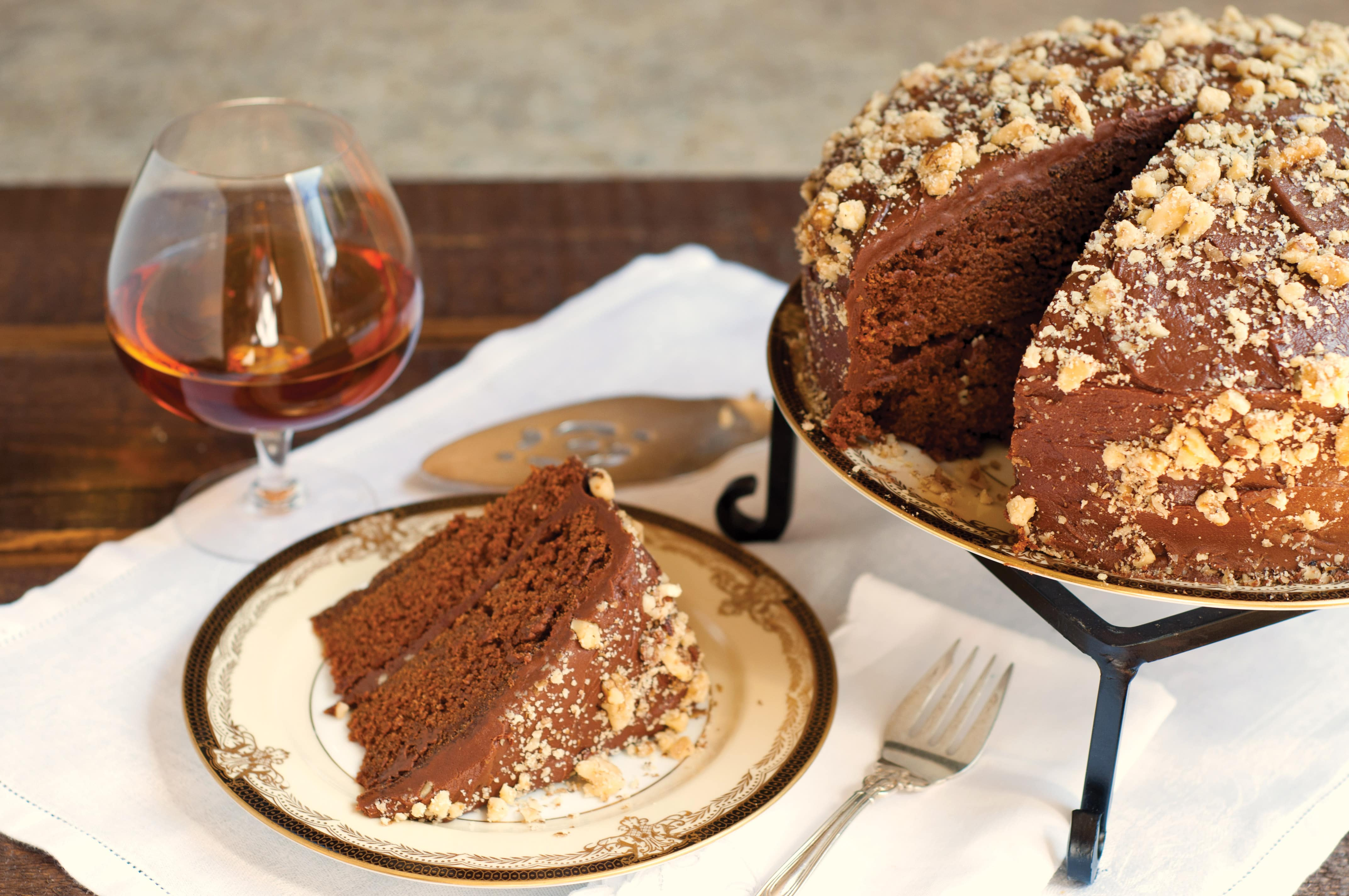 The Fort's Chile-Chocolate Bourbon Cake - Tasting Colorado (Farcountry ...