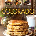 Chile-Chocolate Bourbon Cake {recipe} & 'Tasting Colorado' cookbook Giveaway!