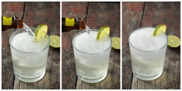 Grapefruit-Lemongrass-Lime Gin and tonic BoulderLocavore.com