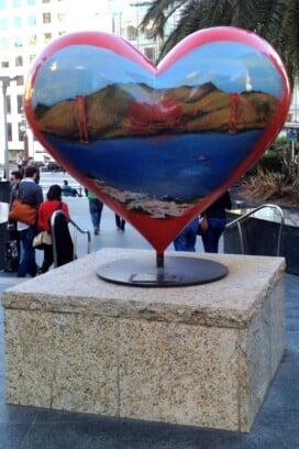 San Francisco Heart Union Square