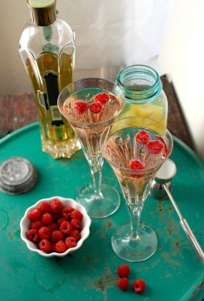 Tangelo-Cardamom Vodka Valentine's Cocktail BoulderLocavore.com