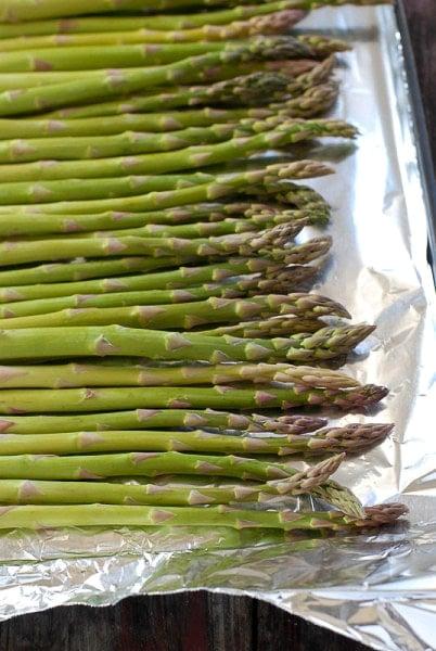 Fresh Spring Asparagus - BoulderLocavore.com