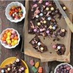 Gourmet Easter Candy Bark