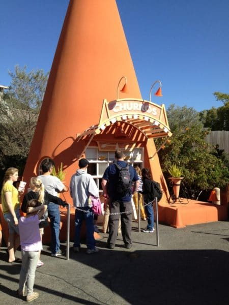 In Cars Land