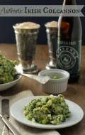 Irish Colcannon and gluten free beer | BoulderLocavore.com 504-001