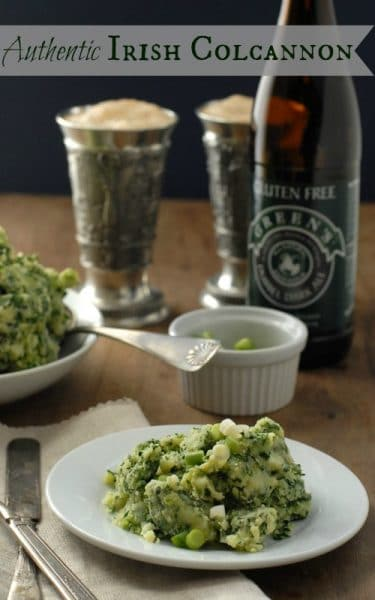 Irish Colcannon and gluten free beer | BoulderLocavore.com 504-001