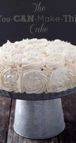 You-CAN-Make-This Flower Cake   BoulderLocavore.com