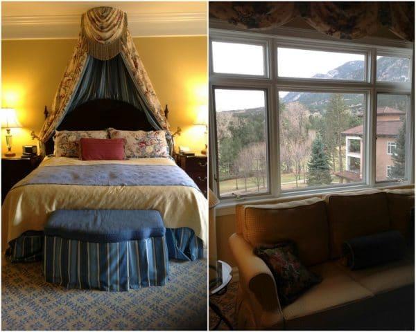 The Broadmoor West Tower Suite