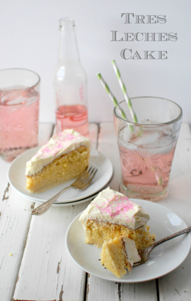 Tres Leches Cake #glutenfree | BoulderLocavore.com