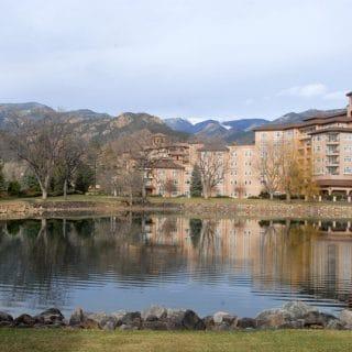 The Broadmoor's West Building