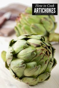 How to Cook Artichokes title image
