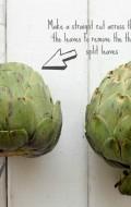 How to Trim an Artichoke {pictorial} | BoulderLocavore.com