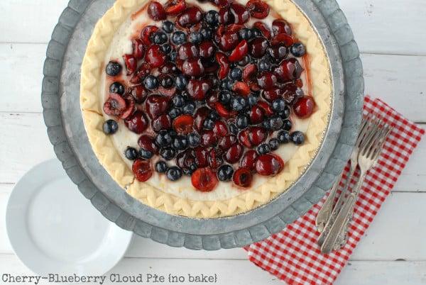 Cherry-Blueberry Cloud Pie BoulderLocavore.com