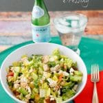 Summer Grilled Chicken Chopped Salad - BoulderLocavore.com
