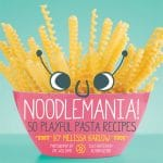 Silly Sea Creatures {recipe} and 'Noodlemania!' cookbook Giveaway!