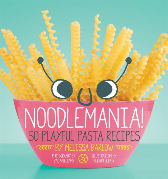 Noodlemania cookbook {Quirk Books} | BoulderLocavore.com