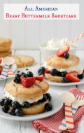 All American Berry Buttermilk Shortcake