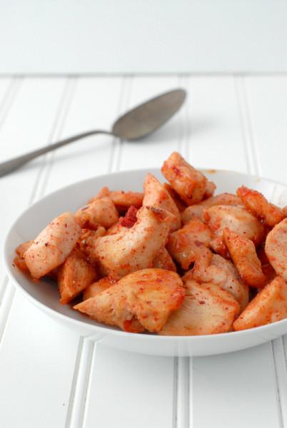 Honey Chili Chicken - BoulderLocavore.com