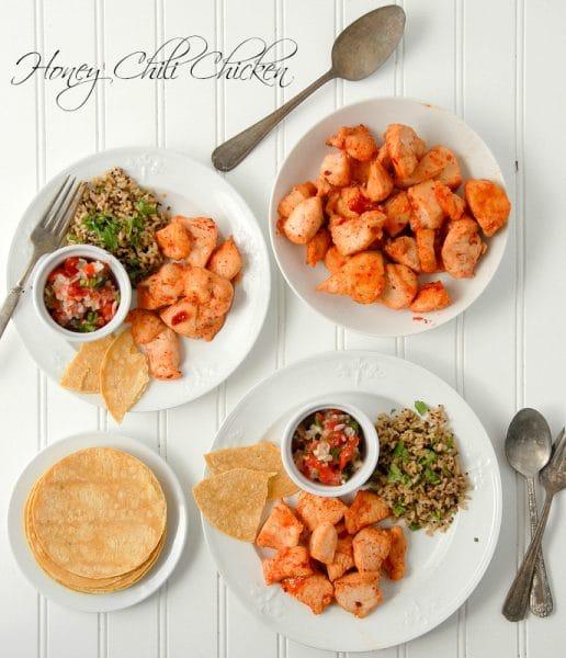 Honey Chili Chicken- BoulderLocavore.com