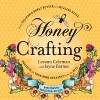 Honey Crafting (F+W Media) book cover