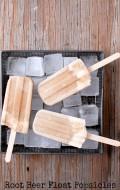 Root Beer Float Popsicles | BoulderLocavore.com