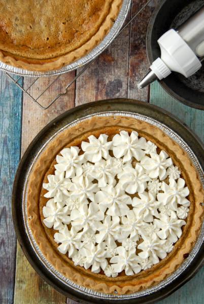 Sour Cream Raisin Pie | recipe on BoulderLocavore.com