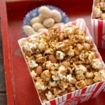 The Best Homemade Cracker Jack & an All American Giveaway!