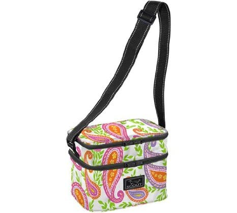 Scout Double Decker Lunch Box in Piccadilly Circus pattern   BoulderLocavore.com