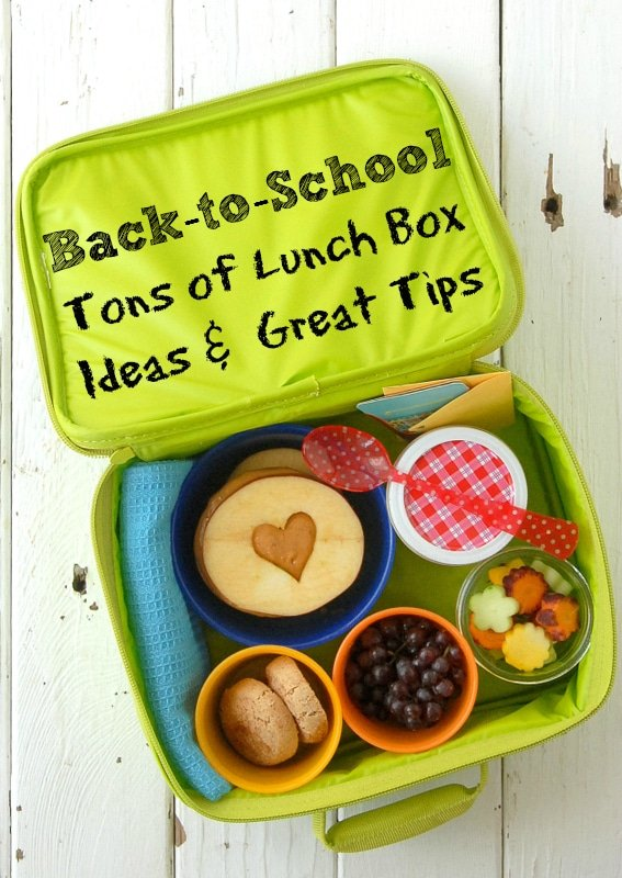 Back-to-School Lunch Ideas - BoulderLocavore.com