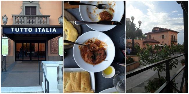 Epcot Gluten-Free Dining Tutto Italia  BoulderLocavore.com 3x