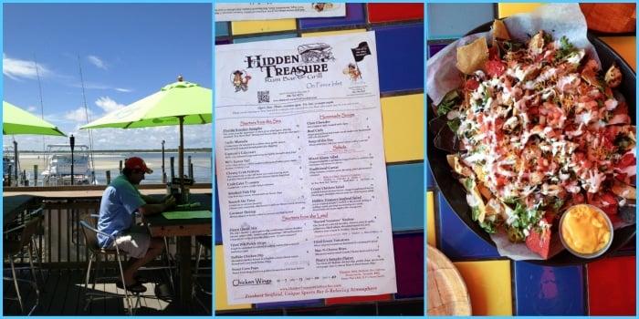 Hidden Treasure Grill Ponce Inlet FL  BoulderLocavore.com 1b