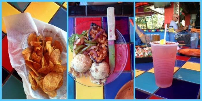 Hidden Treasure Grill Ponce Inlet FL  BoulderLocavore.com 3