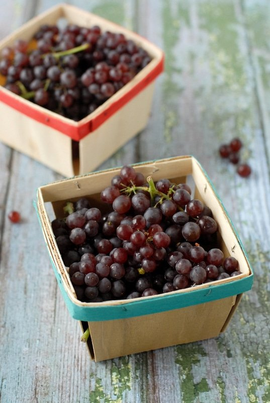 Lunch Ideas- Champagne Grapes - BoulderLocavore.com