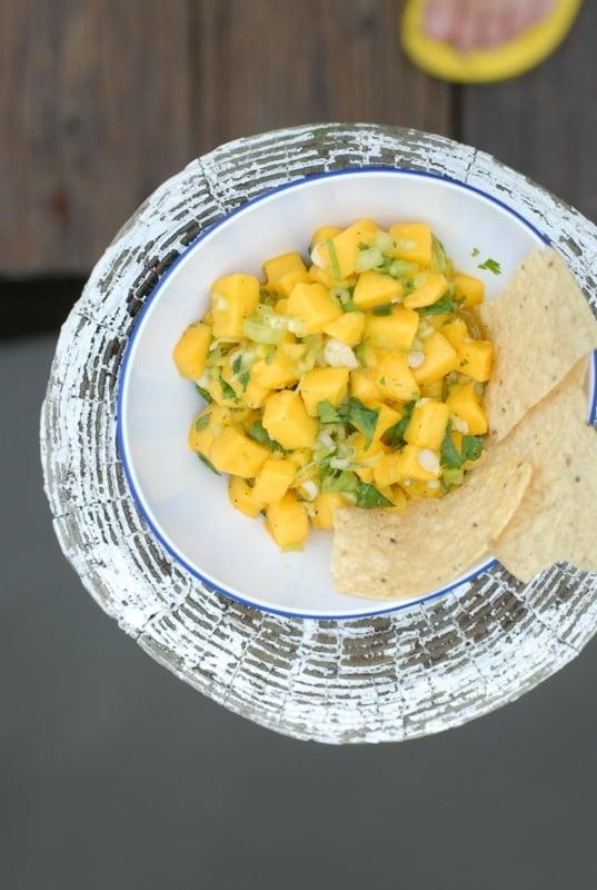 Mango Salsa - BoulderLocavore.com