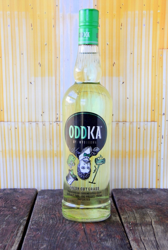 Oddka Vodka - Fresh Cut Grass - BoulderLocavore.com