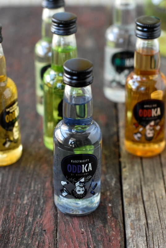 Exploring Oddka Vodka:  Fresh Cut Grass is no longer just for Lawn Mowers