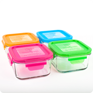 Wean Green Glass Containers | BoulderLocavore.com