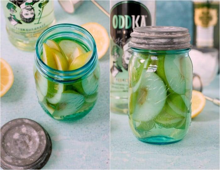 Apple-Infused Fresh Cut Grass Vodka   BoulderLocavore.com