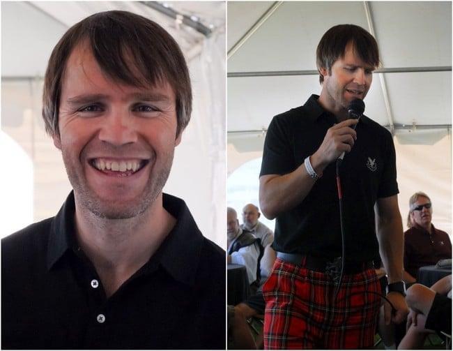 Alastair Menzies Scotch Whisky Tasting - BoulderLocaovre.com
