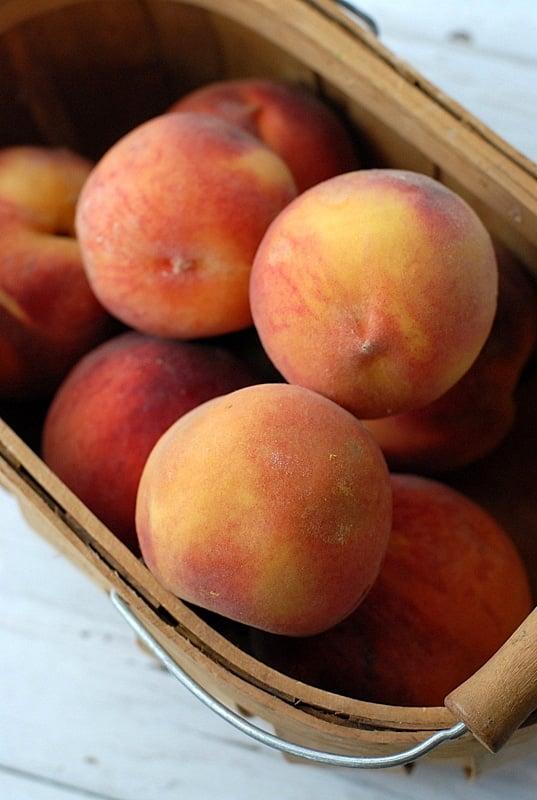Peaches | boulderlocavore.com