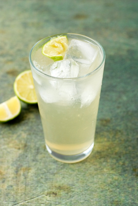 Ginger Grouse cocktail #scotch  - BoulderLocavore.com