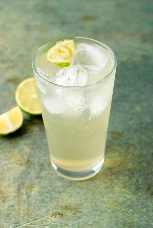 Ginger Grouse cocktail #scotch - BoulderLocavore.com