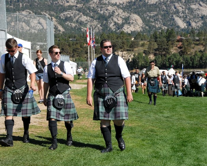 Scottish Irish festival  - BoulderLocavore.com