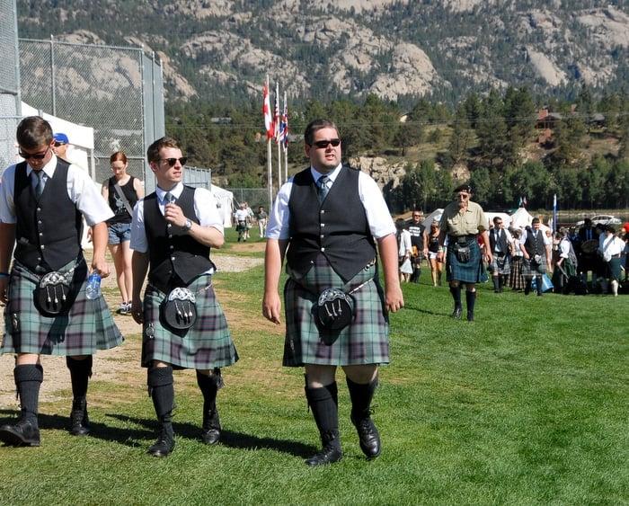 Scottish Irish festival - BoulderLocavore.com