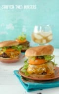Stuffed Taco Burgers - BoulderLocavore.com