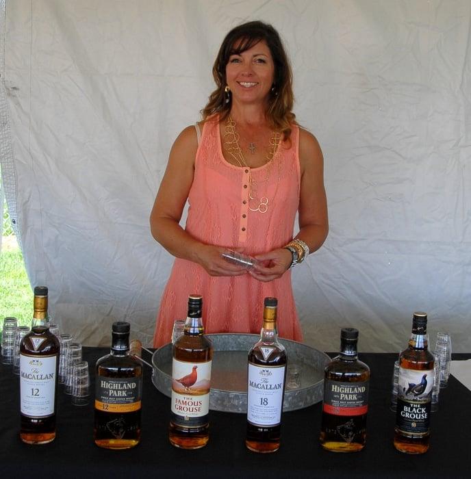 Tasting Scotch Whisky Macallans Highland Park Famous Grouse   BoulderLocavore.com